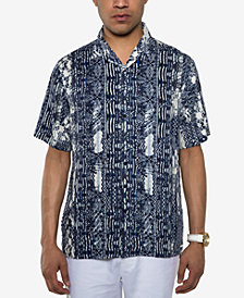 Sean John Men's Resort Shirt, Created for Macy's