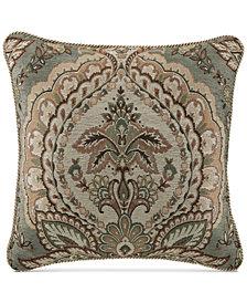 """Croscill Rea 18"""" Square Decorative Pillow"""