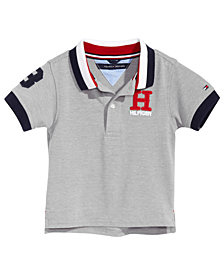 Tommy Hilfiger Baby Boys  H Cotton Polo Shirt