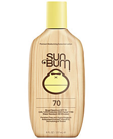 Sun Bum SPF 70 Lotion, 8-Oz.