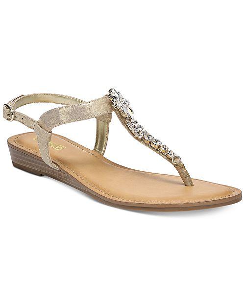 98d38ec2ddd473 Carlos by Carlos Santana Tamron Sandals - Sandals   Flip Flops ...