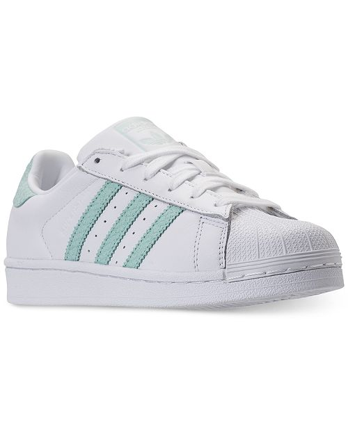 adidas Women s Superstar Casual Sneakers from Finish Line - Finish ... 4d507f4ff0