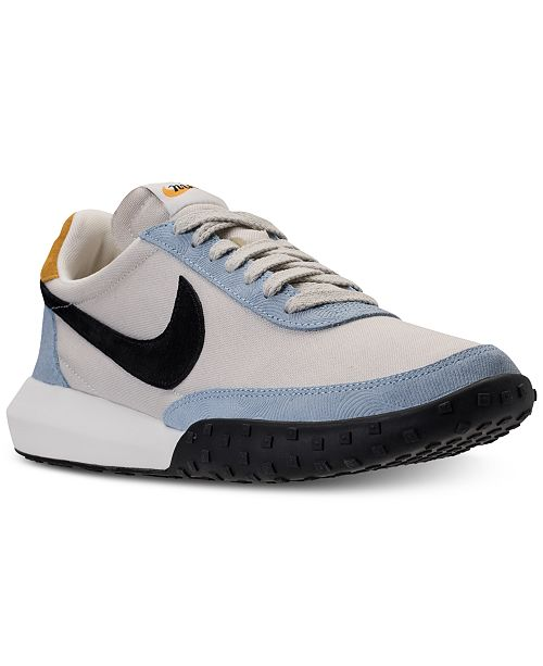 pretty nice 6e15e b1431 ... Nike Men s Roshe Waffle Racer NM Casual Sneakers from Finish ...