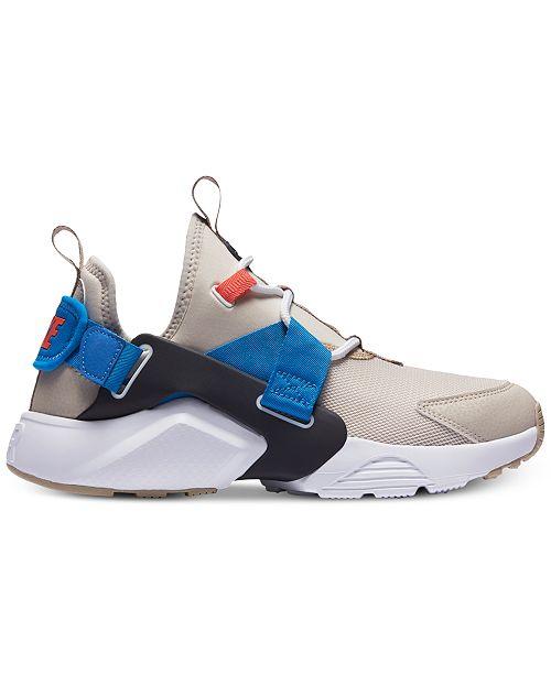 ... Nike Women s Air Huarache City Low Casual Sneakers from Finish ... 4b4dc25bb