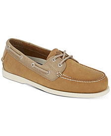 Dockers Men's Vargas Leather Boat Shoes
