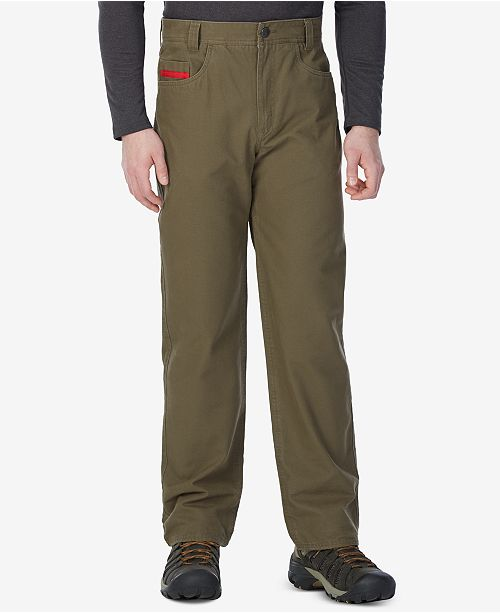 Eastern Mountain Sports EMS® Men's Ranger Flannel-Lined Pants
