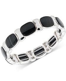 Nine West Multi-Stone Stretch Bracelet