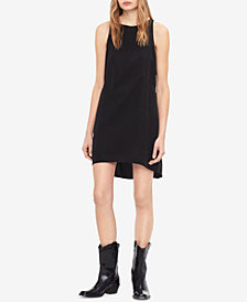 Calvin Klein Jeans Keyhole High-Low Dress