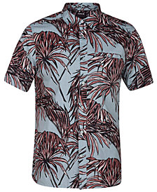 Hurley Men's Koko Printed Short-Sleeve Shirt