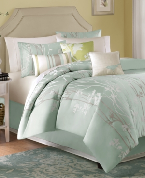 Madison Park Athena 7-Pc. Queen Comforter Set Bedding