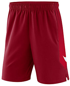 Nike Men's St. Louis Cardinals  AC Dry Woven Fade Shorts