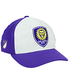 adidas Orlando City SC Authentic Flex Cap