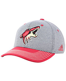 adidas Arizona Coyotes Heather Line Change Cap