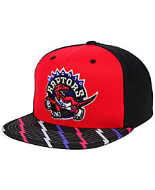 Mitchell & Ness Toronto Raptors Winning Team Snapback Cap