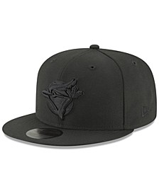 Toronto Blue Jays Blackout 59FIFTY FITTED Cap