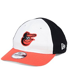 best sneakers 5098f 93945 New Era Boys  Baltimore Orioles Jr On-Field Replica 9TWENTY Cap