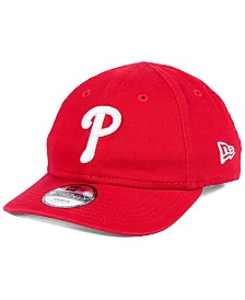 New Era Boys' Philadelphia Phillies Jr On-Field Replica 9TWENTY Cap