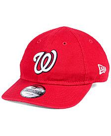 New Era Boys' Washington Nationals Jr On-Field Replica 9TWENTY Cap