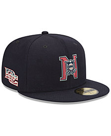 New Era Washington Nationals League Front 59FIFTY FITTED Cap