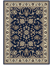 KM Home Pesaro Sarouk Area Rug Collection