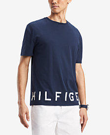 Tommy Hilfiger Men's Oversized Logo T-Shirt, Created for Macy's
