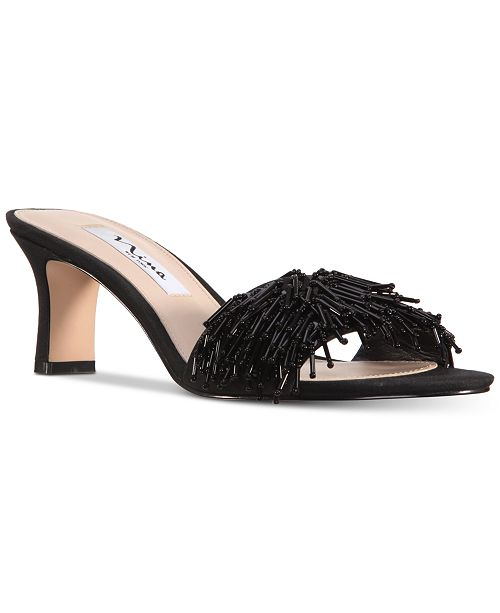 NINA Ninon Evening Sandals Women's Shoes V5pbK
