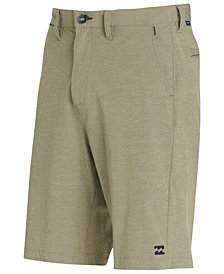 Billabong Men's Crossfire X Classic-Fit Stretch Hybrid Shorts