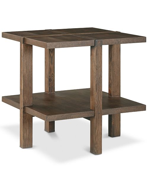 Furniture CLOSEOUT! Dean End Table, Quick Ship