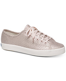 Keds for kate spade new york Kickstart Perforated Shimmer Sneakers
