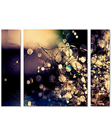 Beata Czyzowska Young 'Fairies in My Garden' Large Multi-Panel Wall Art Set