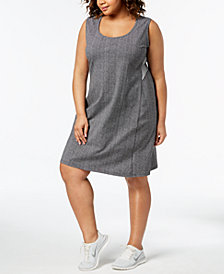Columbia Plus Size State of Mind™ II A-Line Dress