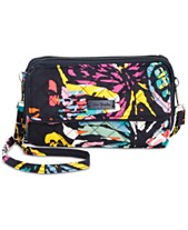 Vera Bradley Iconic RFID All in One Crossbody 675eaed0603e0