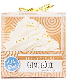 Fizz & Bubble Crème Brûlée Bath Fizzy Cupcake