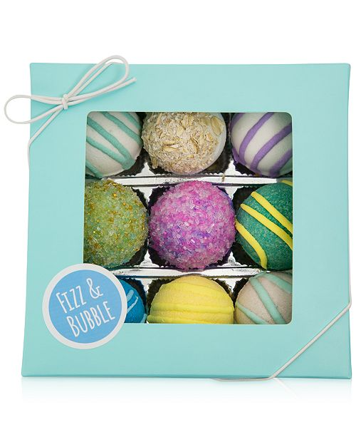 Fizz & Bubble Bath Truffles, 9-Pk.