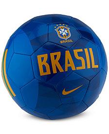 Nike Brasil CBF 32 Panel Unisex Soccer Ball