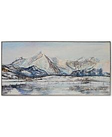 Ren Wil Foraker Painting, Quick Ship