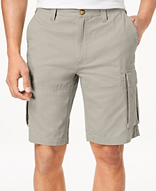 "Men's 10"" Cargo Shorts, Created for Macy's"