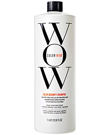 Color Security Shampoo, 33.8-oz., from PUREBEAUTY Salon & Spa
