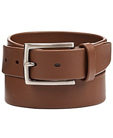 Portfolio Men's Leather Casual Belt