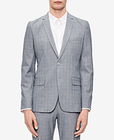 Calvin Klein Men's Infinite Style Four-Way Stretch Blazer