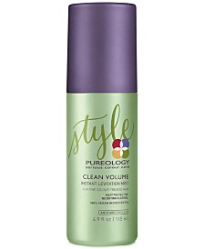 Pureology Clean Volume Instant Levitation Mist, 4.9-oz., from PUREBEAUTY Salon & Spa