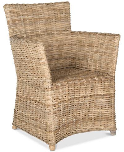 Rensen Arm Chair, Quick Ship
