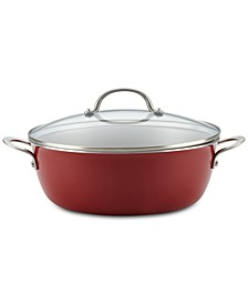 7.5-Qt. Wide Non-Stick Stockpot