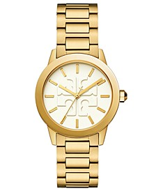 Women's Gigi Gold-Tone Stainless Steel Bracelet Watch 36mm