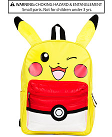 Pokémon Pikachu Backpack, Little Boys & Little Girls