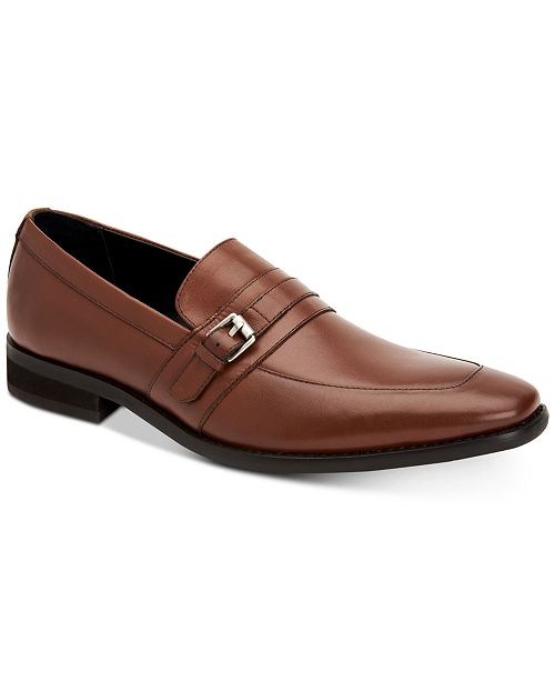 Discount Outlet Store Calvin Klein Reyes (Dark Grey Dress Calf) Mens Shoes Pay With Visa For Sale Clearance Free Shipping Clearance Manchester Great Sale u6DHIAZp64