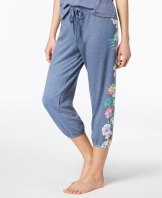 by Jennifer Moore Cropped Pajama Jogger Pants, Created for Macy's