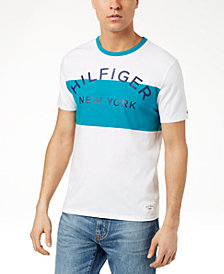 Tommy Hilfiger Men's Graphic-Print T-Shirt, Created for Macy's