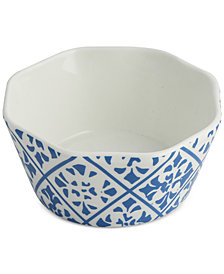 "CLOSEOUT! Thirstystone 6"" Ceramic Bowl"