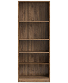 Berkley Tall Wide Bookcase, Quick Ship